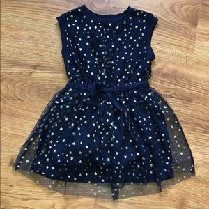 Crewcuts Navy Dress 2